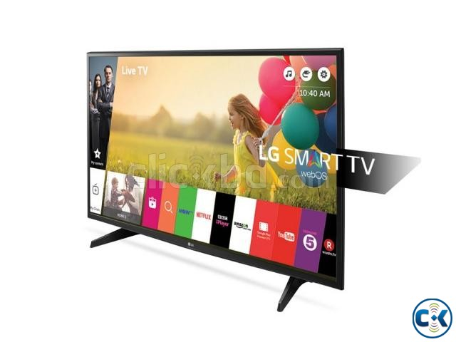 LG LJ550V Full HD 55 Inch WiFi Direct Smart LED Television | ClickBD large image 1