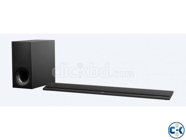 Sony CT800 Sound bar Wireless 4K HDR Google | ClickBD large image 0