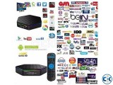 WI-FI TV BOX Android Channels Free New