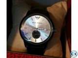 Emporio Armani copy watch with active sub dial and date