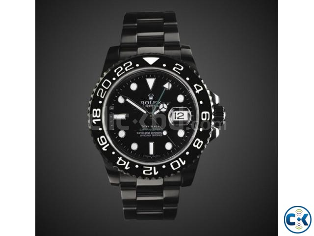 Rolex Submariner Black Version | ClickBD large image 0