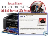 Epson Adjustment Software