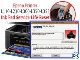 Epson Adjustment Software