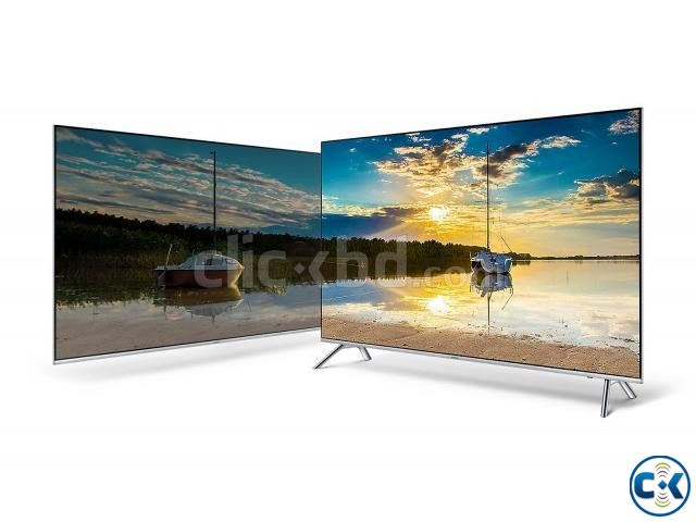 82 Samsung MU8000 Dynamic Crystal Colour Ultra HD 4K HDR TV | ClickBD large image 2