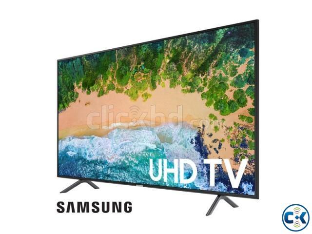 Samsung NU7100 Series 7 43 4K UHD LED Smart Television | ClickBD large image 0