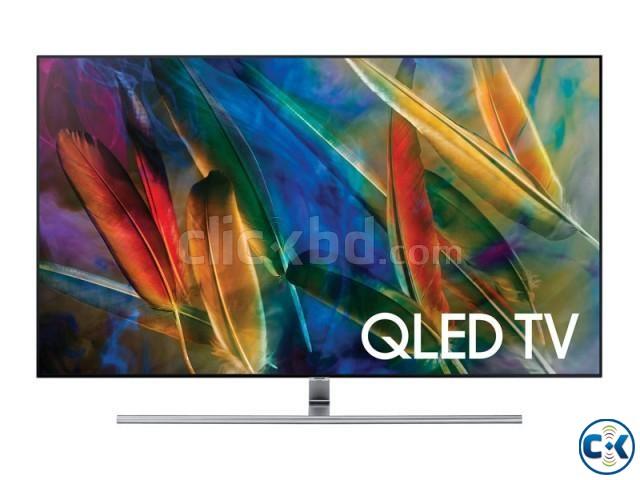 Samsung QN55Q7F 55 Inch 4K Ultra HD Wi-Fi QLED Smart TV   ClickBD large image 0