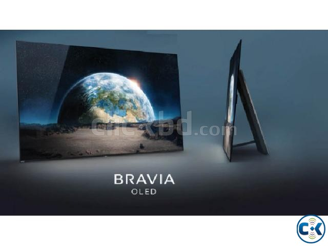 Sony Bravia A1 65 4K OLED HDR Innovative Sound Android TV | ClickBD large image 1
