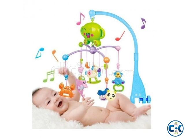 Bed Bell Toy with Music price 980 tk CODE BM146 Facebook  | ClickBD large image 0