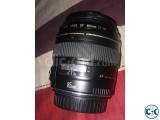 Canon 85mm Prime Lens