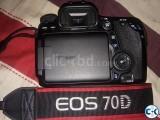 Canon Camera D70