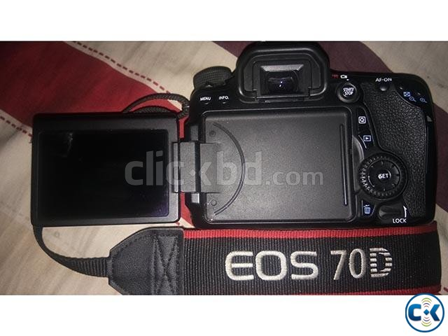 Canon Camera D70 | ClickBD large image 1