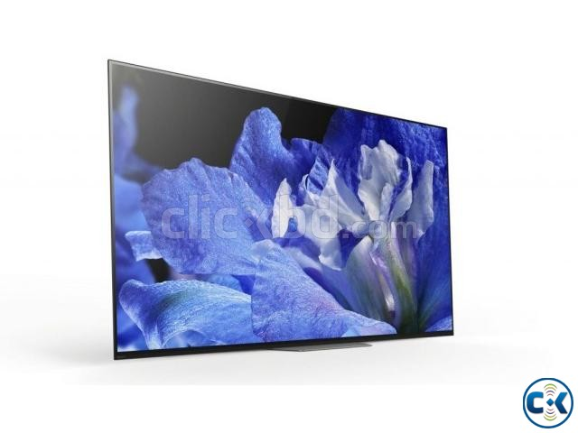 55 inch SONY A8F OLED 4K TV | ClickBD large image 0