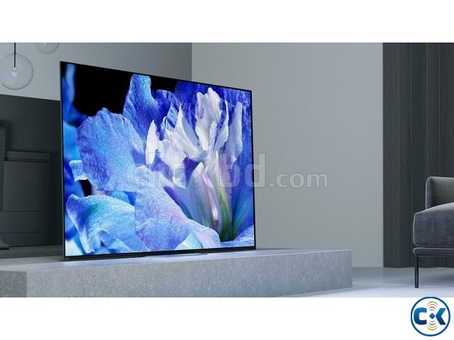 55 inch SONY A8F OLED 4K TV | ClickBD large image 2