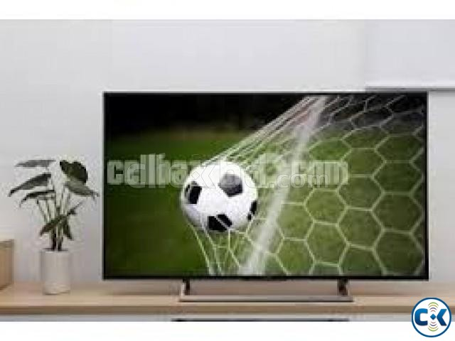 Sony Bravia 43X7500E smart flat screen television has 4K | ClickBD large image 0