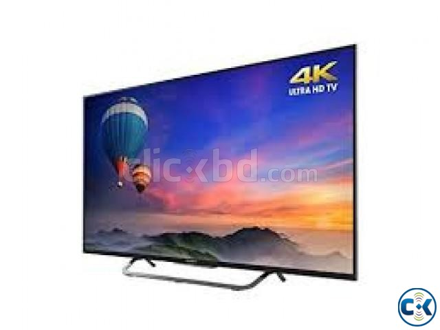 SONY BRAVIA KDL-43X8000E Television 4K LED Smart Android TV | ClickBD large image 1