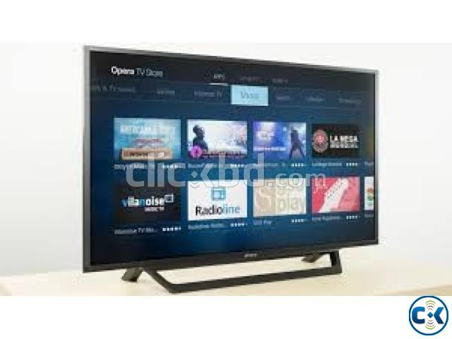 SONY BRAVIA 43 W750D LED SMART TELEVISION TV | ClickBD large image 1