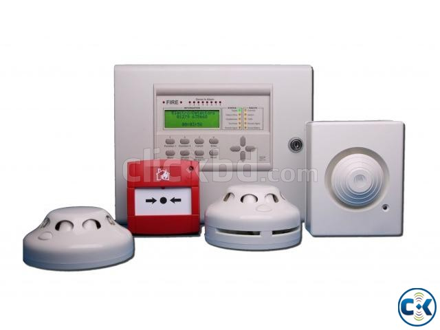 Fire Alarm System 40 Conventional 41  | ClickBD large image 0