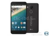LG Nexus 5X Hexa Core 2GB RAM 32GB ROM 5.2 Smartphone