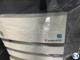 TOSHIBA e-STUDIO 453 PHOTOCOPIER Used