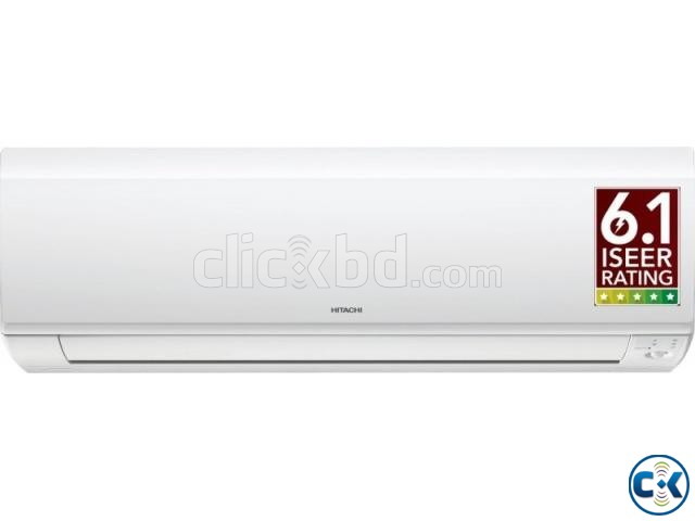 Hitachi Original 1 Ton Split Air Conditioner | ClickBD large image 0