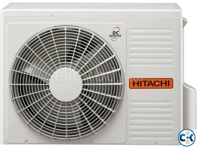 Hitachi 1.5 Ton Split Air Conditioner | ClickBD large image 2