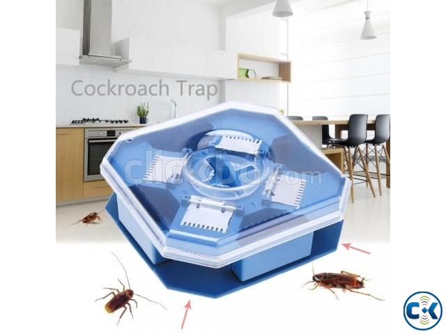 Reusable Cockroach Trapper Tool | ClickBD large image 2