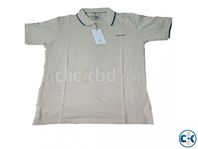 Latest Polo Calvin Klein T shirt For Men  09f482f9e57