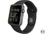 42mm Space Gray Apple Watch 3