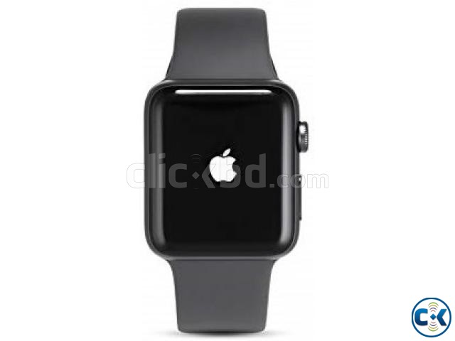 42mm Space Gray Apple Watch 3 | ClickBD large image 0