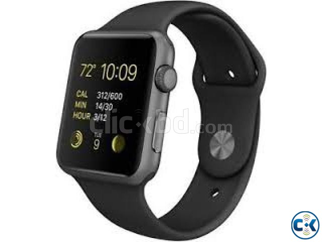 42mm Space Gray Apple Watch 3 | ClickBD large image 1
