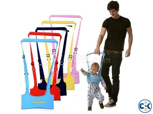 Baby Walking Learning Belt -1pc | ClickBD large image 0