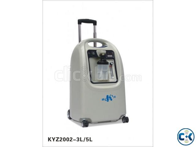 5L Oxygen Concentrator | ClickBD large image 0