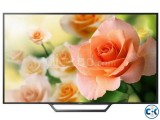 Sony Bravia W652D 40 Inch Wi-Fi Smart Full HD LED TV.