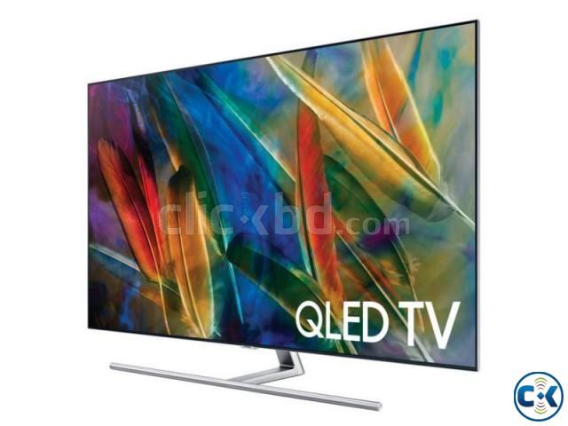 55 inch SAMSUNG Q7F QLED 4K TV   ClickBD large image 0