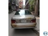 Banker s Driven Toyota Vista Car