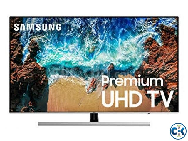 65 Samsung 65NU8000 Premium Smart 4K UHD TV Best Price in BD | ClickBD large image 0