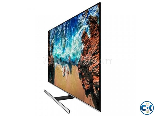 65 Samsung 65NU8000 Premium Smart 4K UHD TV Best Price in BD | ClickBD large image 1