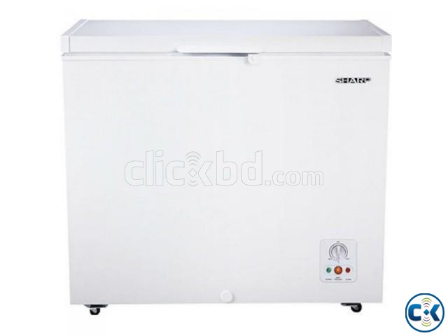 Chest Freezer Sharp SCF-K190H | ClickBD large image 1