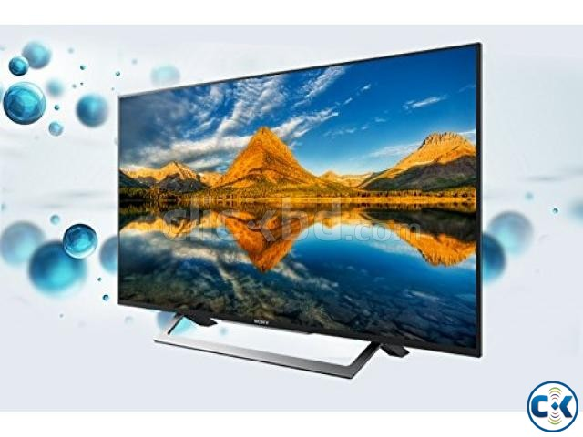 internet sony led 43 inch w750e tv new | ClickBD large image 0