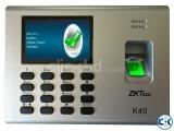 Attendance Device Access Control K40