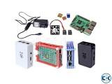 Raspberry Pi 3 Model B Complete Set