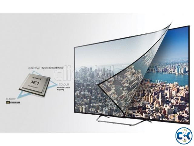 Sony Bravia W800C 55 Full HD LED 3D Android W-Fi Smart TV | ClickBD large image 4