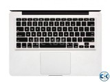 MacBook Pro 13 inch Keyboard