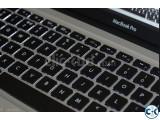 Keyboard backlight MacBook Pro