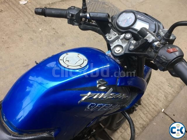 Pulsar 135ls Blue for sell | ClickBD large image 3