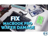 MacBook Liquid Damage Repair
