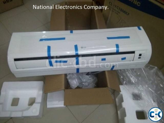 LG 2.0 Ton Split AC 24000 BTU Made in Thailand | ClickBD large image 1