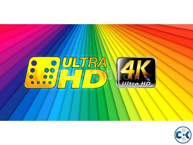 Sony Bravia 4K LED SMART TV X7000E 43 INCH | ClickBD large image 4