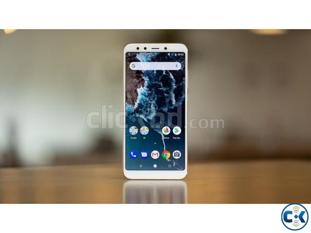 Brand New Xiaomi Mi A2 32GB Sealed Pack With 3 Year Warranty | ClickBD large image 2
