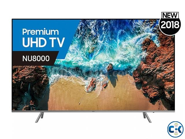 SAMSUNG 82 NU8000 PREMIUM UHD SMART LED TV LOWEST PRICE | ClickBD large image 0